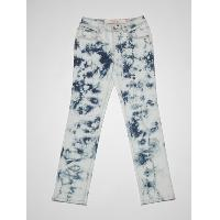 Girls dyed effect pant