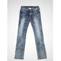 Ladies thick stitch jean