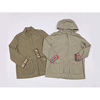 Ladies twill stretch jackets